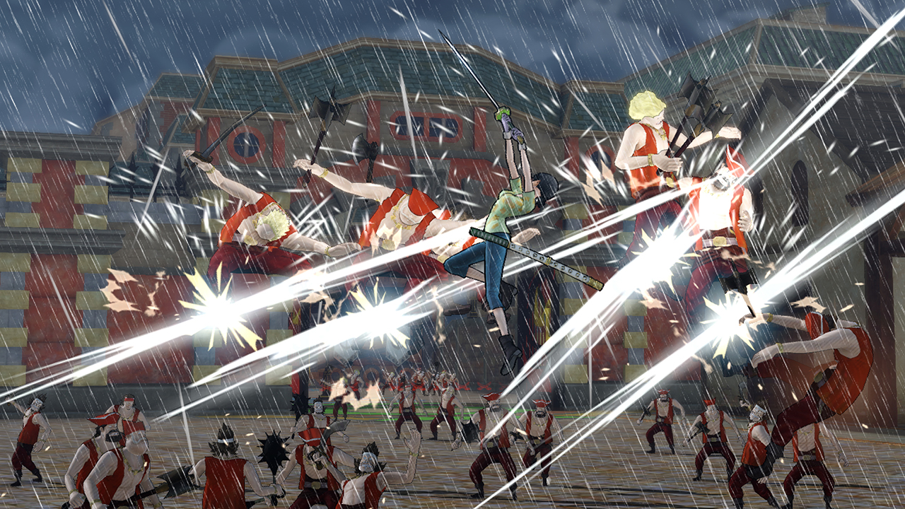 One Piece Pirate Warriors 11