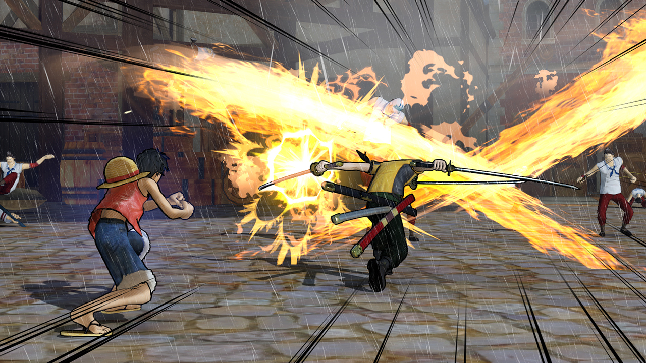 One Piece Pirate Warriors 12