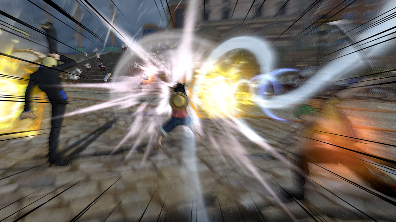 One Piece Pirate Warriors 13