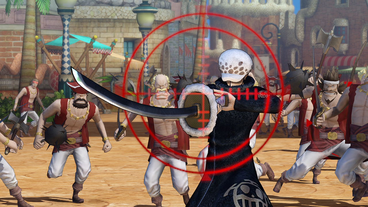 One Piece Pirate Warriors 5