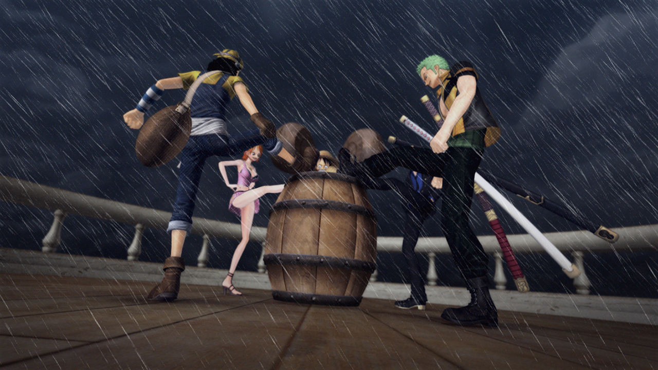 One Piece Pirate Warriors 7