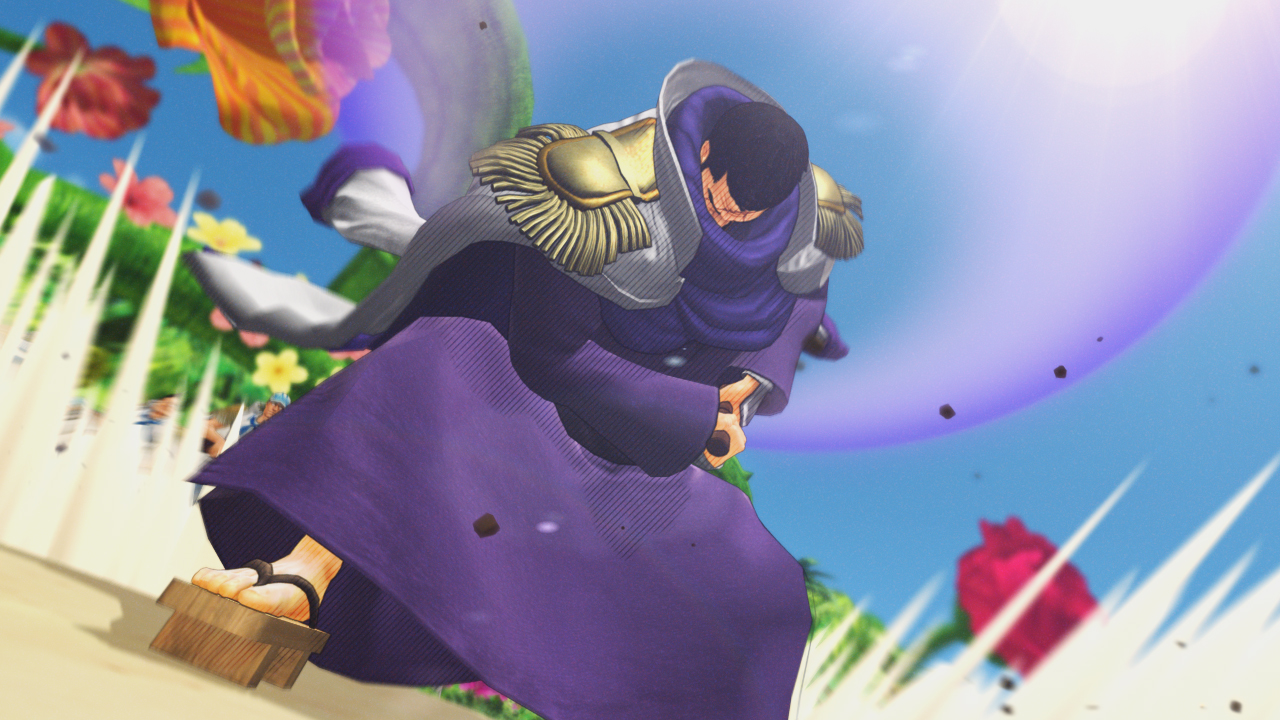 One Piece Pirate Warriors 8